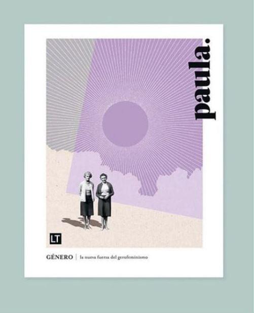 Red GeroFeminista en portada de Revista Paula Chile. Jul2020